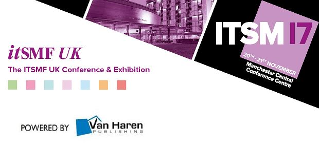 ITSMF17 - Annual Conference and Exhibition @ England | Verenigd Koninkrijk