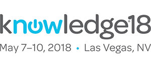 Knowledge 2018 @ The Venetian | Las Vegas | Nevada | Verenigde Staten