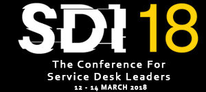 SDI - The Conference For  Service Desk Leaders @ Hilton Birmingham Metropole  | Marston Green | England | Verenigd Koninkrijk