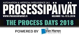 Process Days 2018 @ Messukeskus | Helsinki | Finland