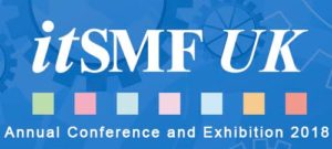 itSMF UK - Annual Conference and Exhibition 2018 @ etc venues | England | Verenigd Koninkrijk