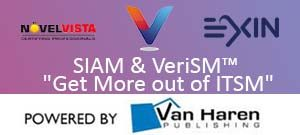 "SIAM & VeriSM™ ""Get More out of ITSM"" @ India"
