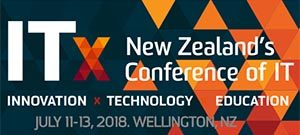 About ITx 2018 @ TSB Bank Arena and Shed 6, Wellington | Wellington | Wellington | Nieuw-Zeeland