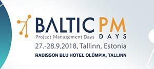 Baltic Project Management Days 2018 @ Hotel Olümpia, Tallinn | Tallinn | Harju maakond | Estland