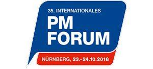 PM Forum 2018 @ KONGRESSZENTRUM NCC OST | Nürnberg | Bayern | Duitsland