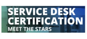 Service Desk Certification – Meet The Stars @ Hilton Birmingham Metropole | Marston Green | England | Verenigd Koninkrijk