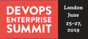 DevOps Enterprise Summit 2019 @ THE O2