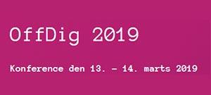 OffDig 2019 @ Musikhuset Aarhus