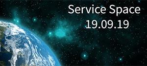Service Space 2019 @ Paleis Schönbrunn