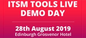 ITSM Tools Live Demo Day @ Grosvenor Hotel