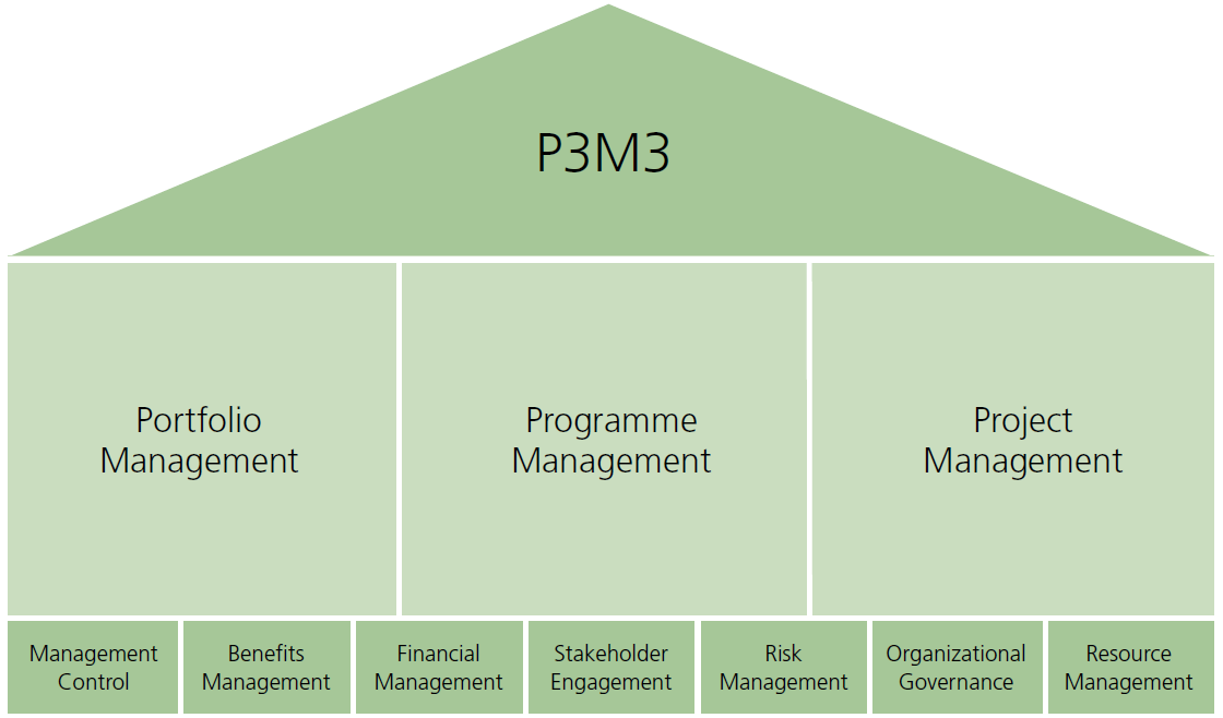 Project management maturity model assessment