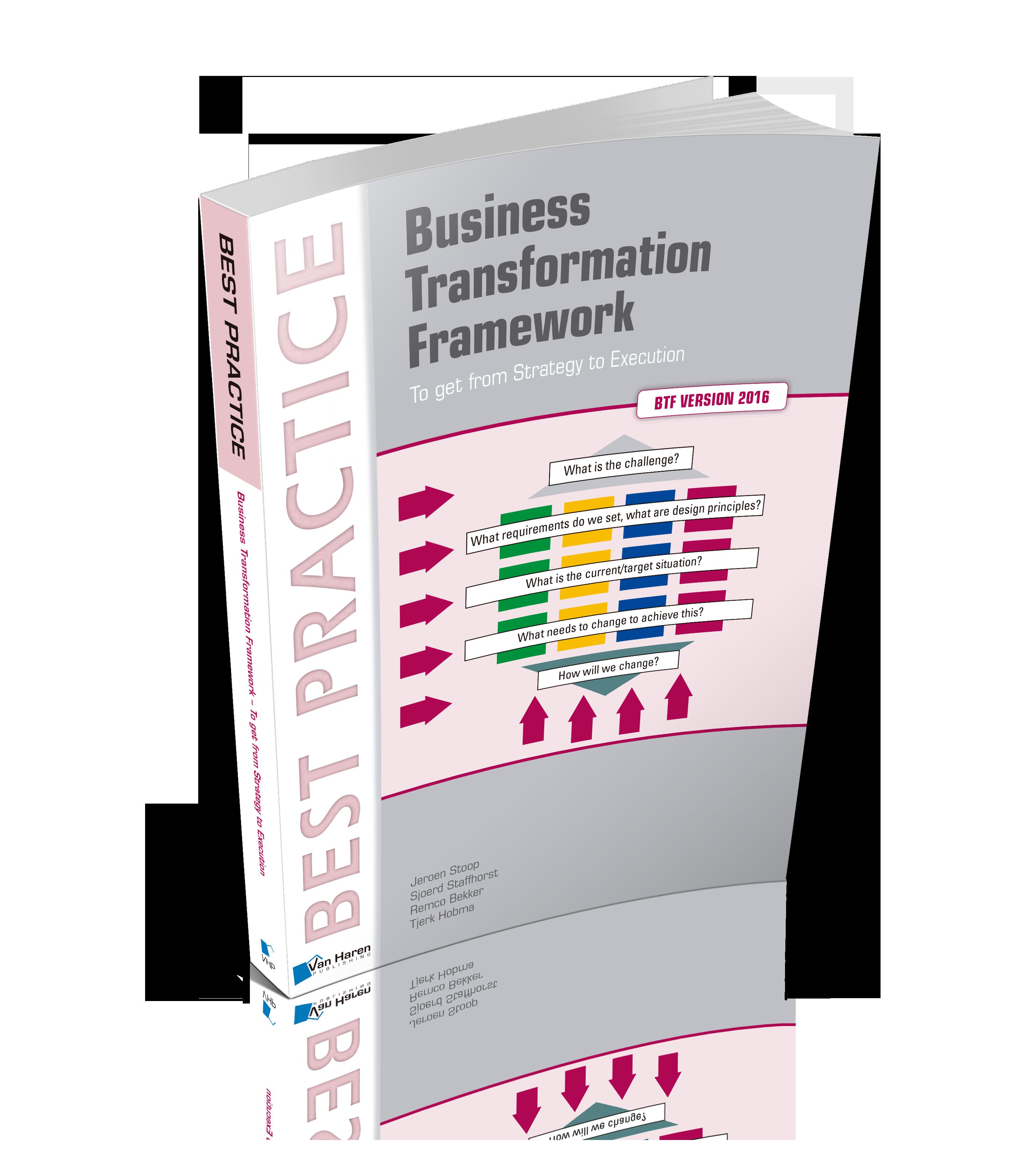 Business Trasnformation Framework